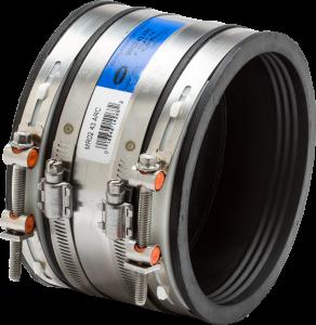 Mission Rubber FLEX-SEAL® ARC Shielded Adjustable Repair Couplings MR02 ARC SERIES