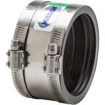 Mission Rubber FKM Chemical Resistant Couplings