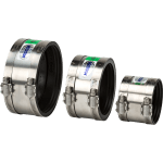 Mission Rubber FKM Chemical Resistant Couplings Family