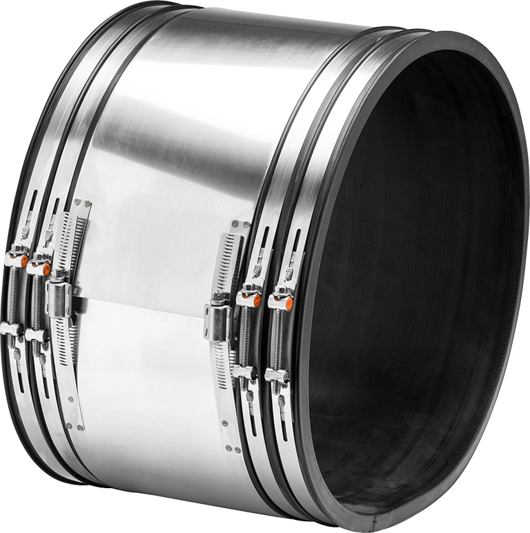 Mission Rubber FLEX-SEAL® Corrugated Couplings MR72 SERIES