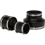 Mission Rubber FLEX-SEAL® Unshielded Sewer Couplings Family