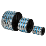 Mission Rubber HEAVYWEIGHT Heavy Duty No Hub Couplings Family