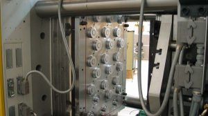Mission Rubber Automated No Hub Injection Press
