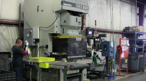 Mission Rubber Stamping Department