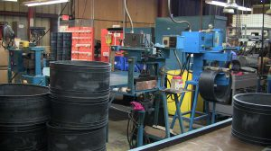Mission Rubber Splice Press
