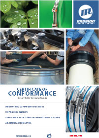 Certificate of Conformance